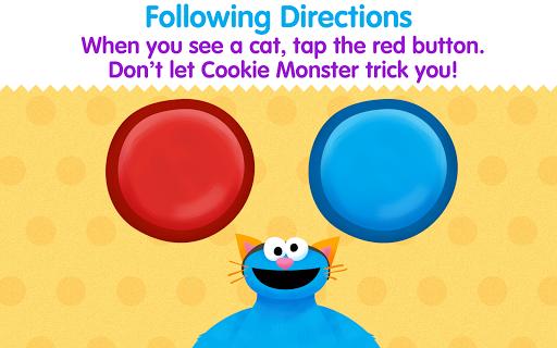 【免費教育App】Cookie Monster's Challenge-APP點子