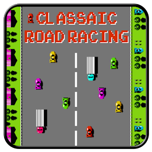 FC Classic Road Fighter Racing for PC and MAC