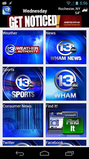 13 WHAM News