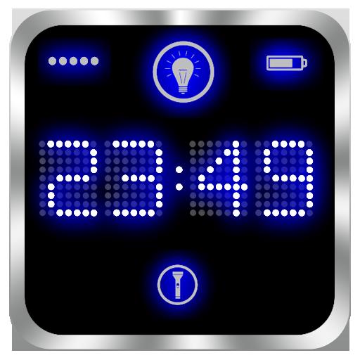 LED flashlight LOGO-APP點子