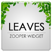 Leaves for Zooper Widget