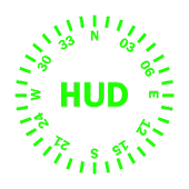 HUD (Headup display) - Pro