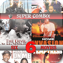 6 Movie Super Combo Volume 1 icon