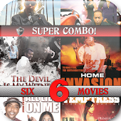 6 Movie Super Combo Volume 1