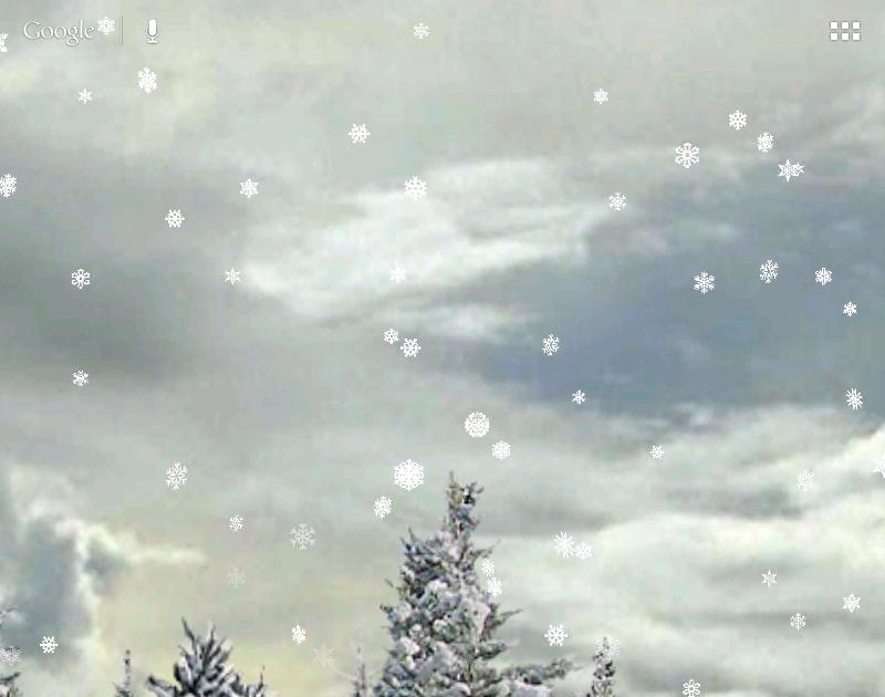 circle android free download snowfall live wallpaper 2 2 apk