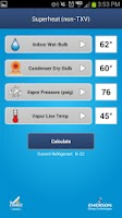 Screenshot of HVAC Check & Charge