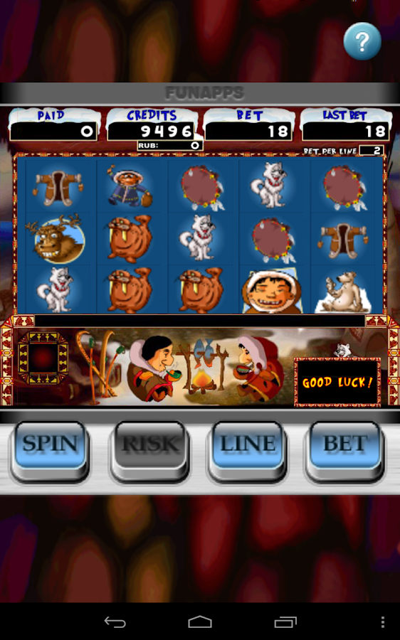 Vintage Lucky Slots Game - screenshot