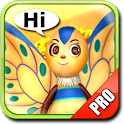 Talking Beth Butterfly Pro icon
