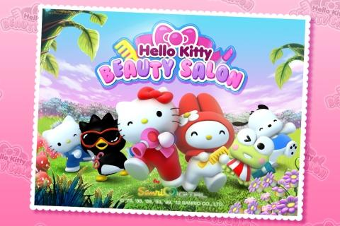Hello Kitty Beauty Salon Intl - screenshot