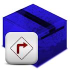 Parcel Route icon