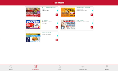Shop A Docket Coupons screenshot 12