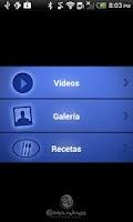 Screenshot of RENAapp Venezuela