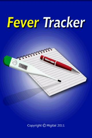 Fever Tracker - screenshot