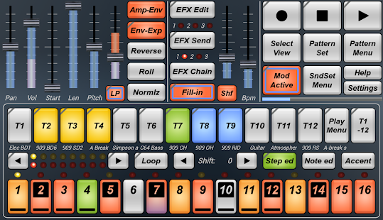 G-Stomper Beat Studio - screenshot thumbnail