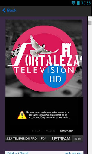 Fortaleza Stereo Radio and TV