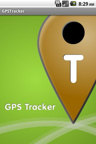 GPS Tracker - screenshot