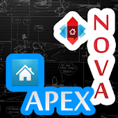 Comic HD Apex/NovaTheme