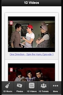 One Direction Fan MOB - screenshot thumbnail