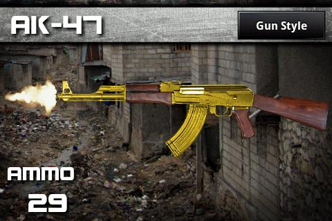 AK-47 Assault Rifle - screenshot