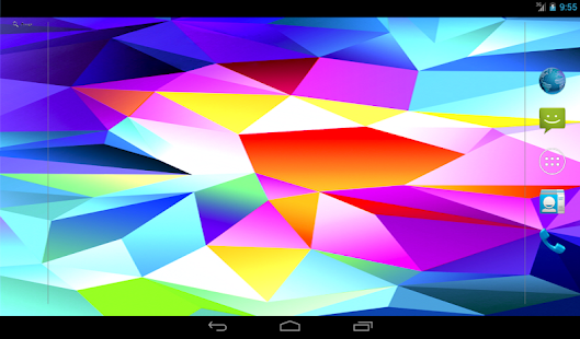 Galaxy S5 Live Wallpaper- screenshot thumbnail