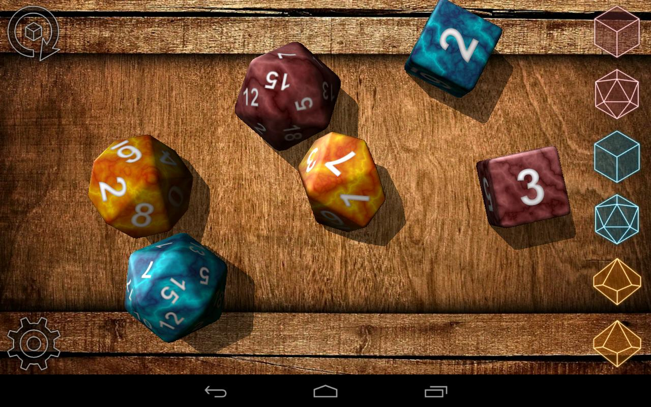 Dynamic Dice App Wallpaper Android Reviews At Android