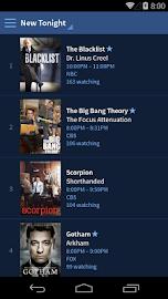 TV Guide Mobile Screenshot 2