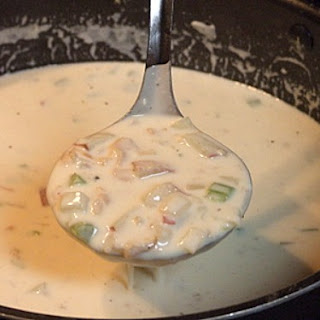 Clam Chowder.