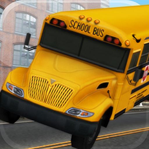 Schoolbus Driving Simulator 3D LOGO-APP點子