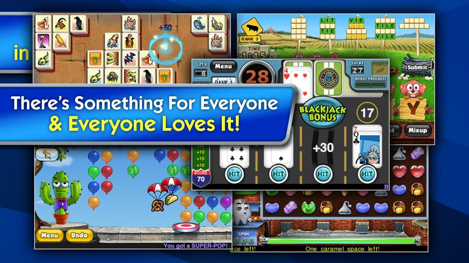 POGO Games - screenshot