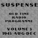 Suspense OTR Vol #3 1943 icon