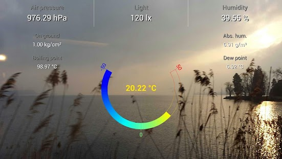 S4 Weather Station- screenshot thumbnail