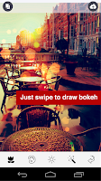Screenshot of Real Bokeh -Draw Bokeh Effects