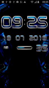 Free Download MENTALIST Digital Clock Widget APK