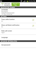 Screenshot of Call Blocker & more Tools