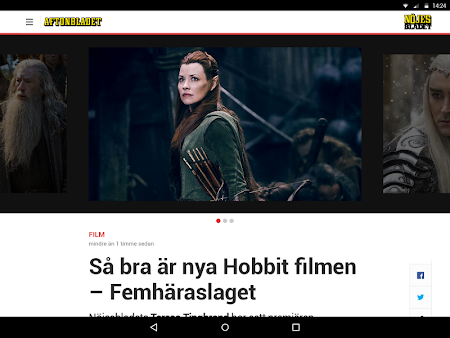 Aftonbladet 4.0.40 screenshot 623622