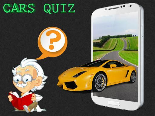 Cars Quiz Millionaire Game