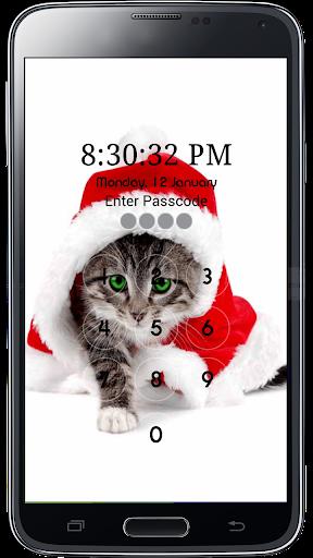 Cat Screen Lock