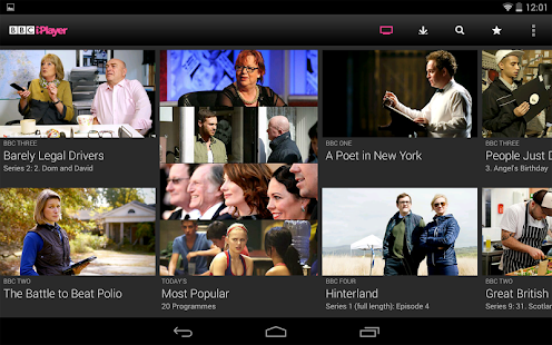 BBC iPlayer Screenshot 25