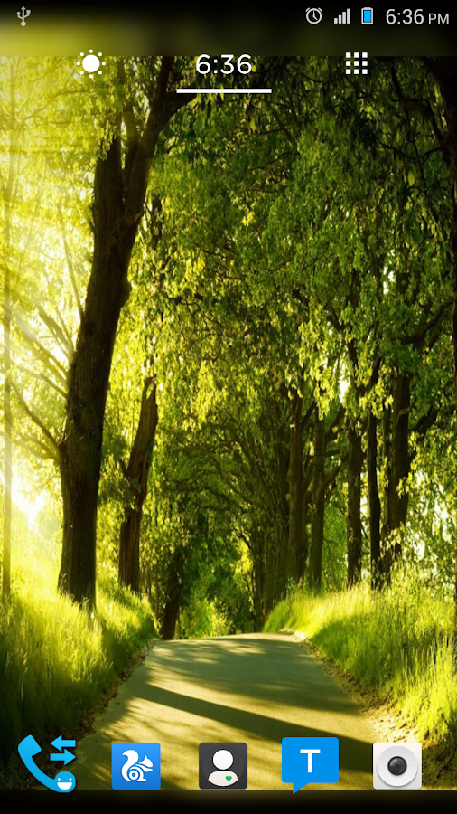Nature Wallpaper- screenshot