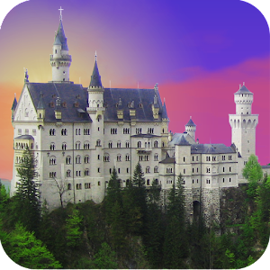 Castle View Live Wallpaper