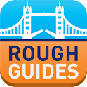London: The Rough Guide logo