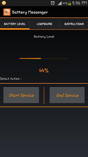 Battery Messenger