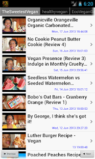 Vegan Recipes & Diet - screenshot thumbnail