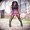 Ebony Pantyhose (Buku Models)