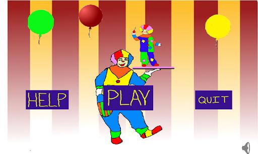 Clown Balloon Pop