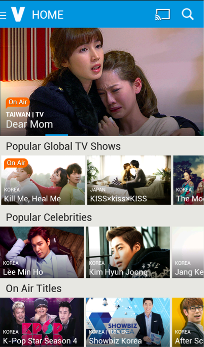 Viki: Free TV Drama & Movies - screenshot