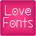 Fonts Love for FlipFont Free icon