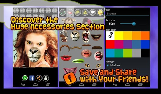 Fun Face Changer Extreme Free - screenshot thumbnail