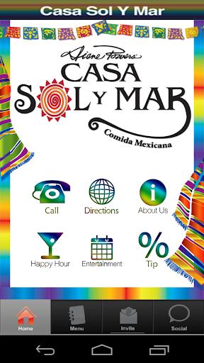 Casa Sol Y Mar