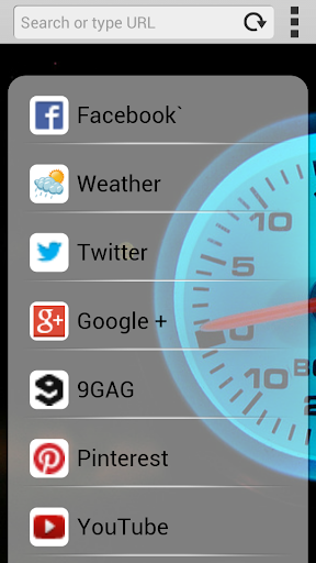 Speed Booster Web Browser